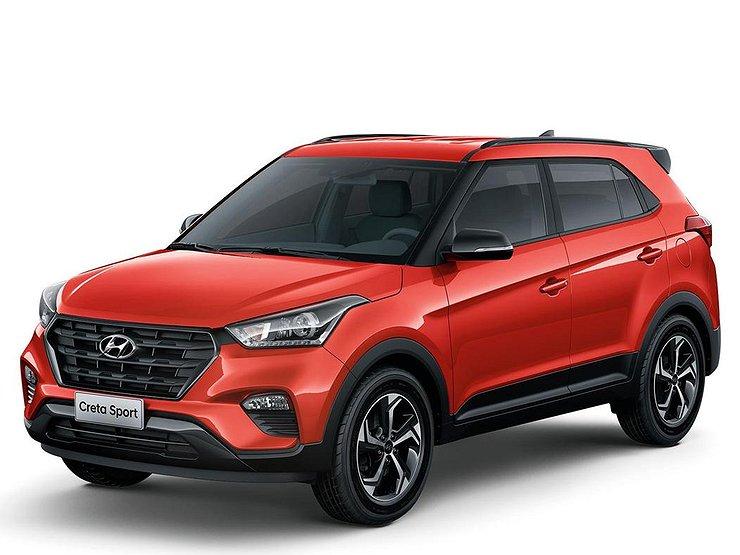 Hyundai обновила кроссовер Hyundai Creta в версии Sport