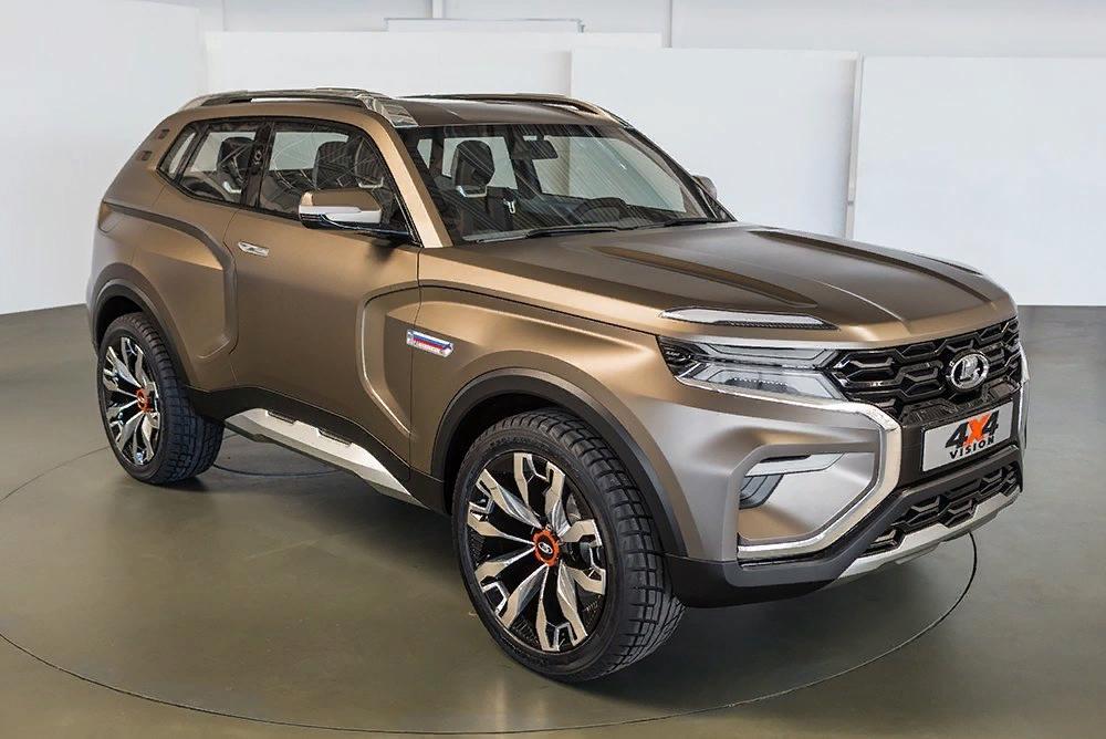 Глава АвтоВАЗа назвал сроки появления новой Lada 4x4