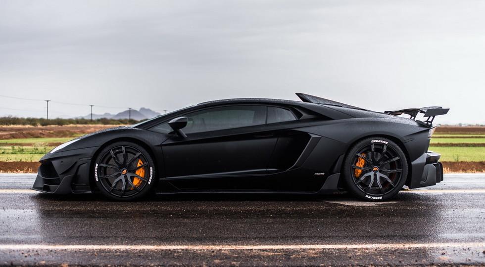 Компания DMC показала новый Lamborghini Aventador Edizione GT