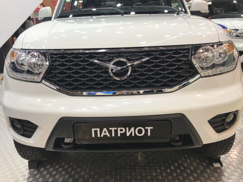 УАЗ представил грузовик УАЗ «Профи» для перевозки заключенных