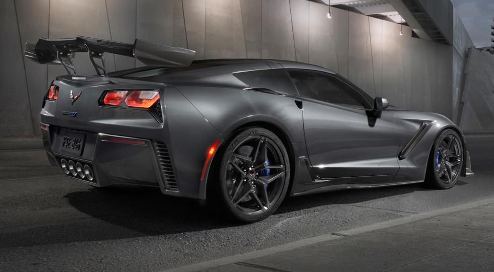 Тюнинг-ателье Hennessey представило 1200-сильный Chevrolet Corvette ZR
