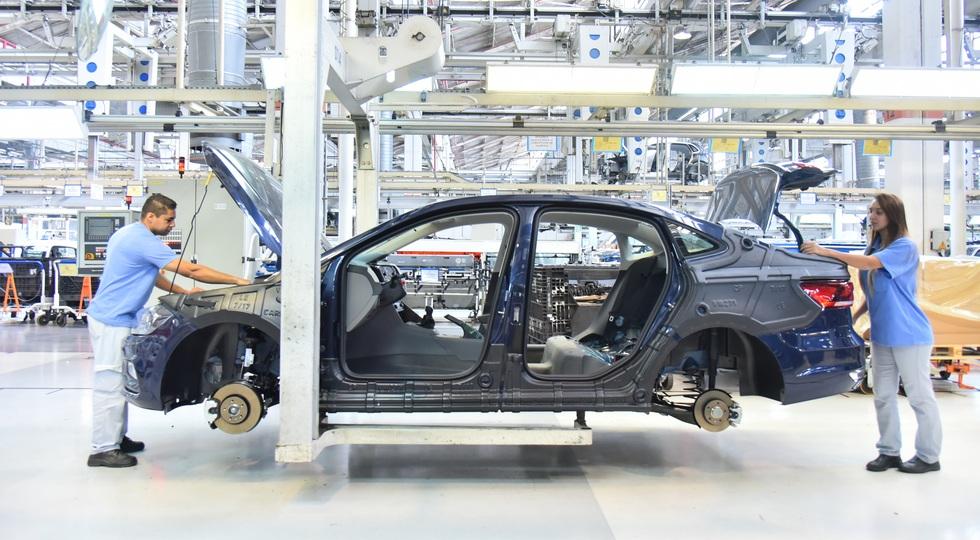 Volkswagen начал серийное производство нового поколения седана Polo