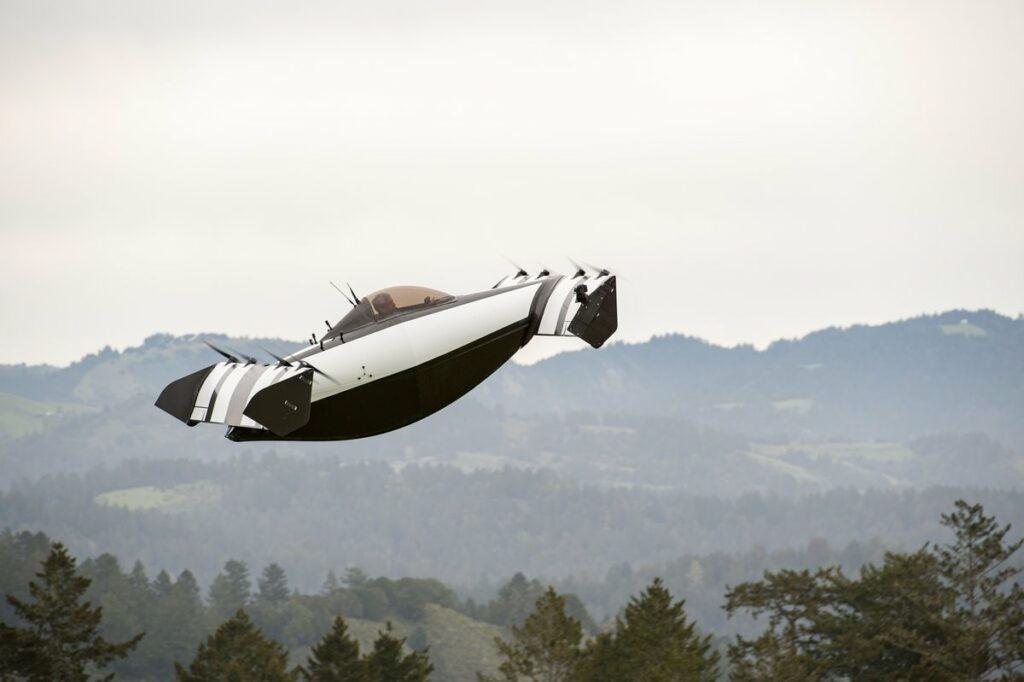 Opener представила «летающий автомобиль» BlackFly по цене кроссовера