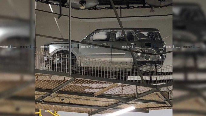 Ford готовит к производству компактный кроссовер в стиле Bronco