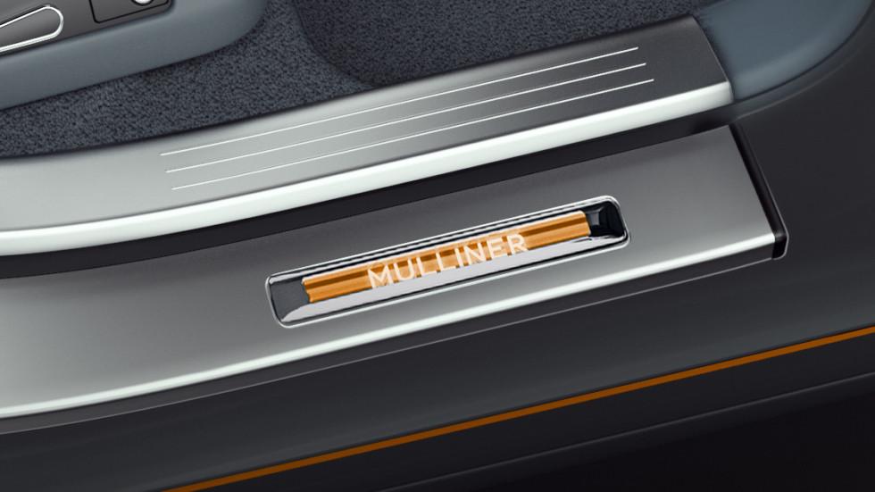 Эксклюзивный Bentley Flying Spur Design Series теперь в России