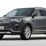 Слегка улучшенный Форд Explorer едет в РФ