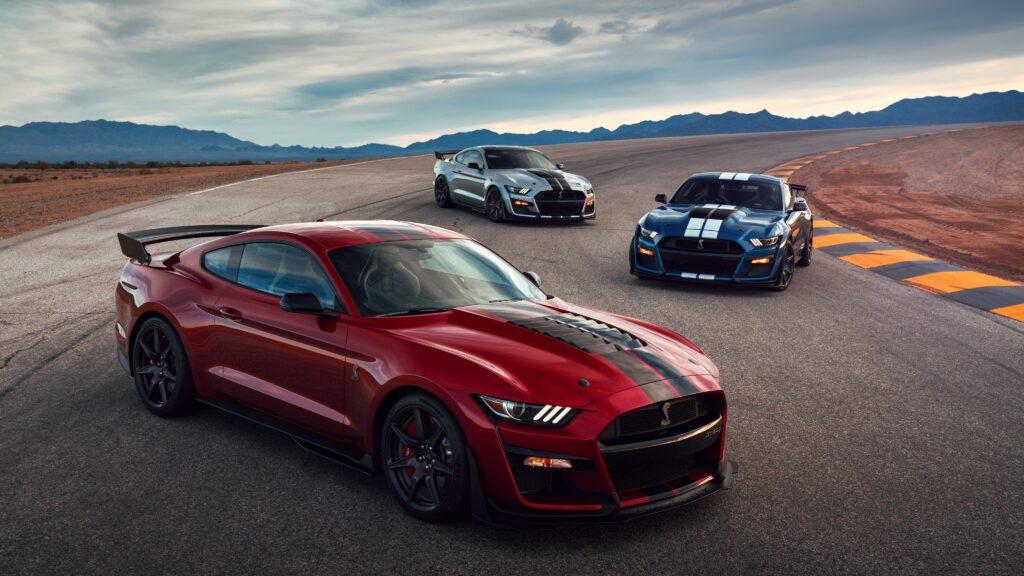 В Европе появится самый мощный спорткар Ford Mustang