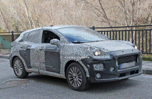 Ford EcoSport в США и Европе заменят новым кроссовером