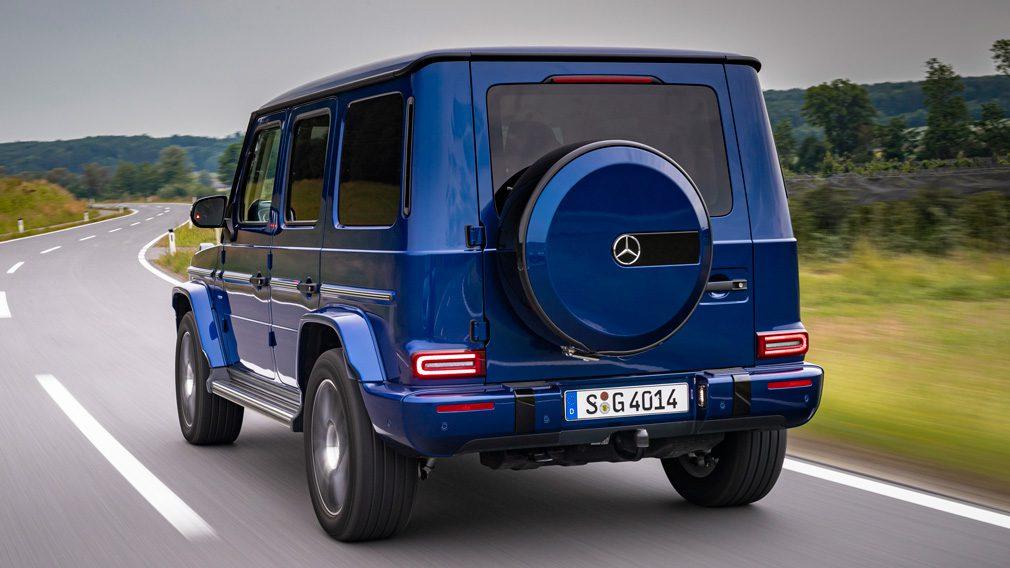 Mercedes-Benz выпустит юбилейную спецверсию G-Class