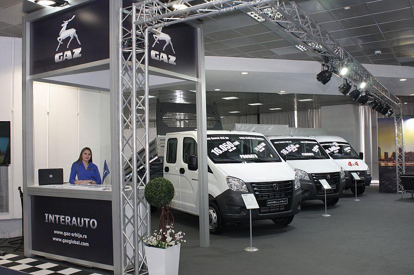«Группа ГАЗ» в Сербии в 2019 году обновит модельную линейку LCV