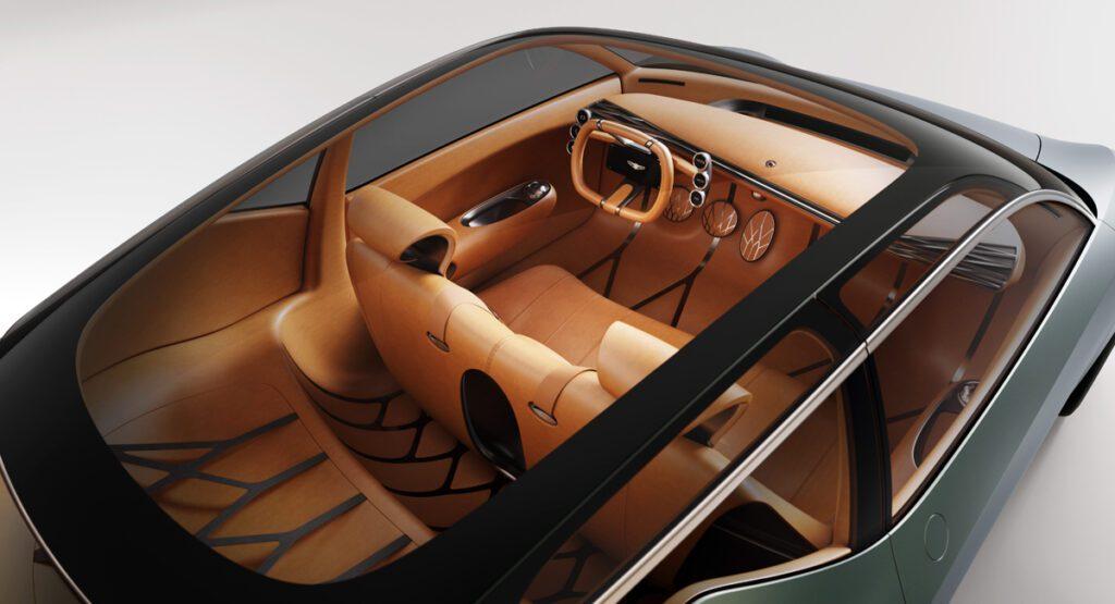 Genesis представил новый компактный электромобиль Mint