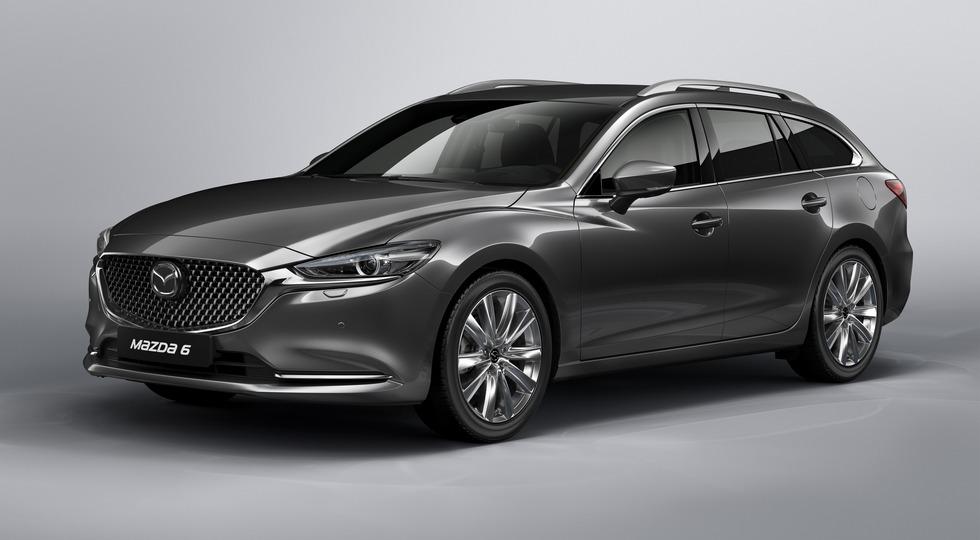 Mazda официально представила новейший универсал 6 Tourer