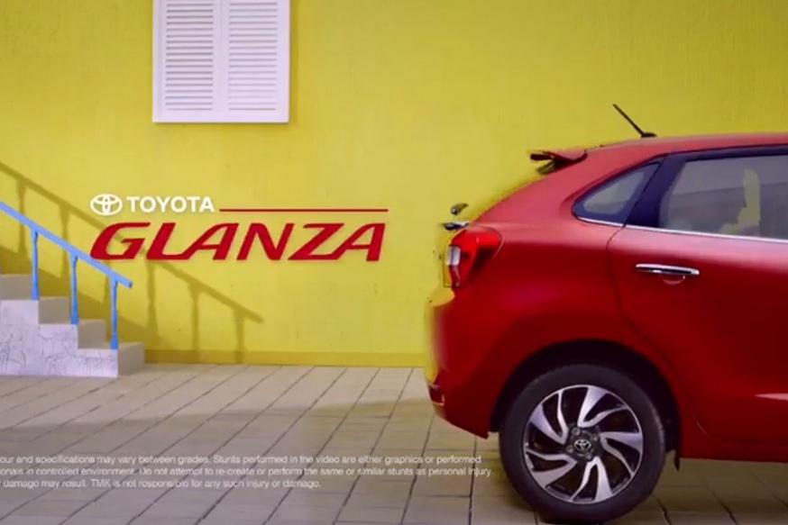 Компания Toyota готовится представить новый хэтчбек Glanza