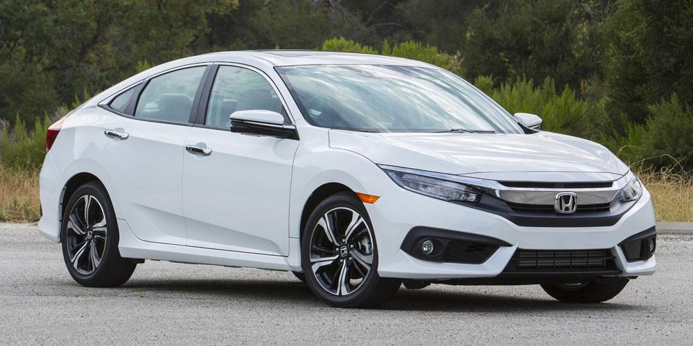 Седан и хэтчбек Honda Civic получил 9-ступенчатый автомат и дизель