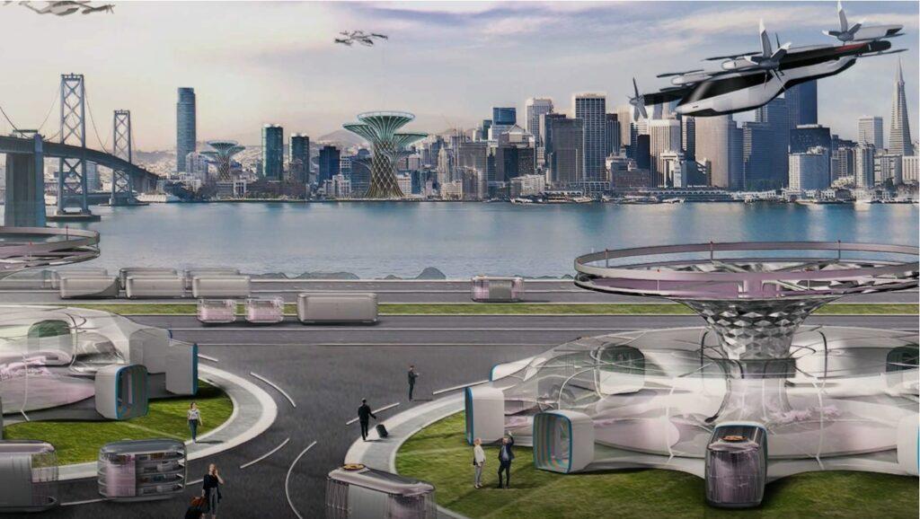 Hyundai разработала концепцию транспорта будущего