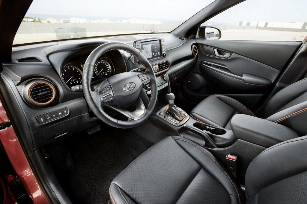 Hyundai готовит к выходу новый спортивный кроссовер Hyundai Kona N SUV