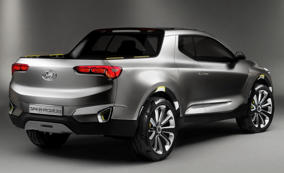 Первый пикап Hyundai встанет на конвейер в 2021 году
