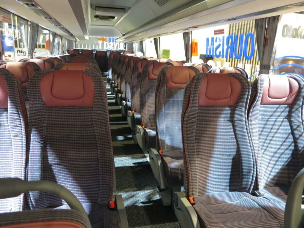 Представлен туристический автобус Ulyso T с необычным дизайном