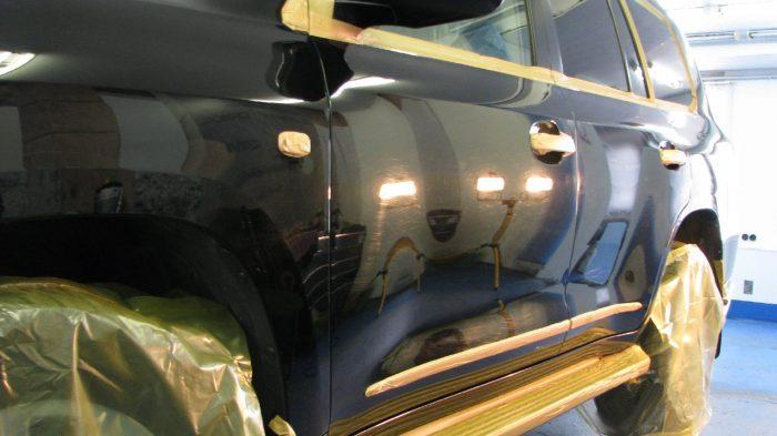 Как вернуть кузову автомобиля былой блеск?