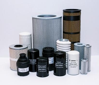 Масляные фильтры для автомобилей от компании DIFA