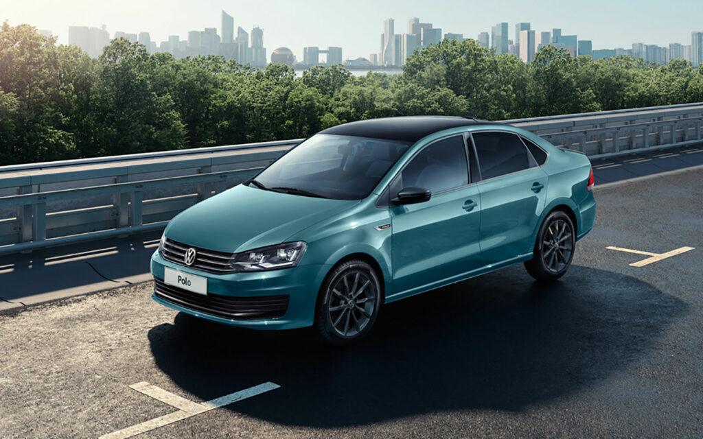 Volkswagen Polo в сентябре стал лидером в Москве и Санкт-Петербурге