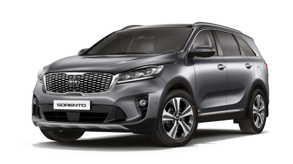 KIA начала продажи в РФ обновленных Rio и Sorento Prime