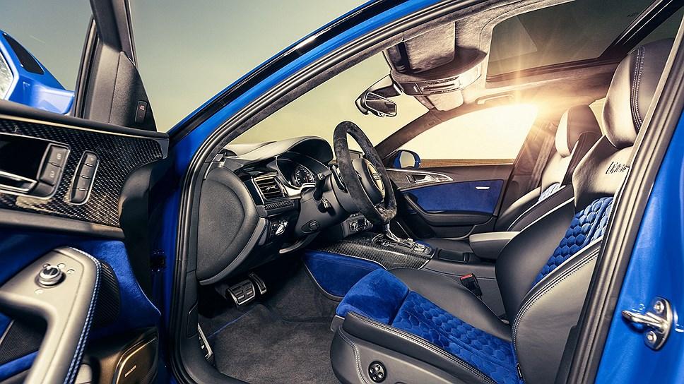 Audi выпустила 705-сильную модификацию универсала Audi RS6 Avant