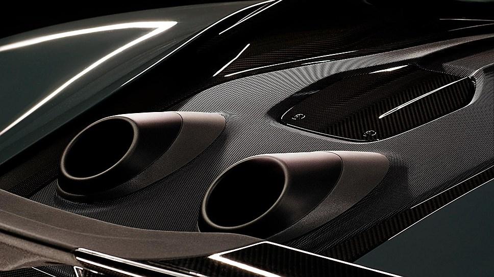 McLaren представит новый спорткар McLaren 570S 28 июня в Гудвуде