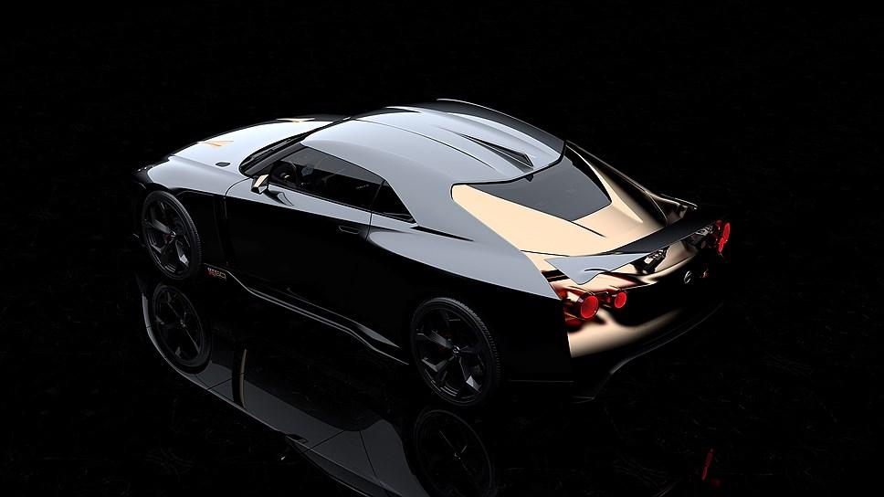 Поставки Nissan GT-R50 клиентам запланированы на конец 2020 года