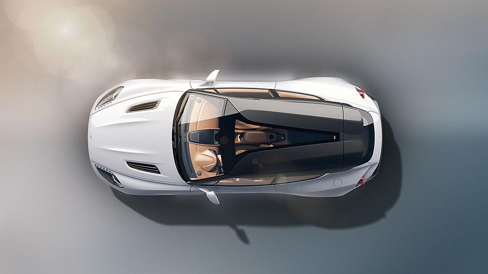 Aston Martin и Zagato показали универсал Zagato Shooting Brake