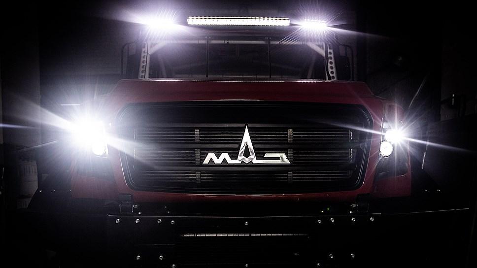 «МАЗ» сделает самый красивый грузовой автомобиль в истории