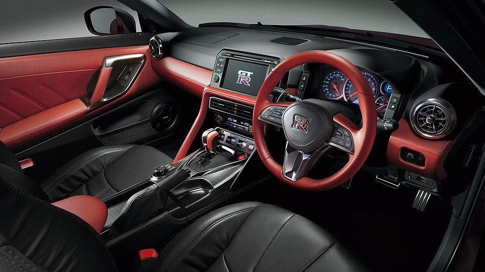 Nissan подготовил спецверсию Nissan GT-R в честь теннисистки