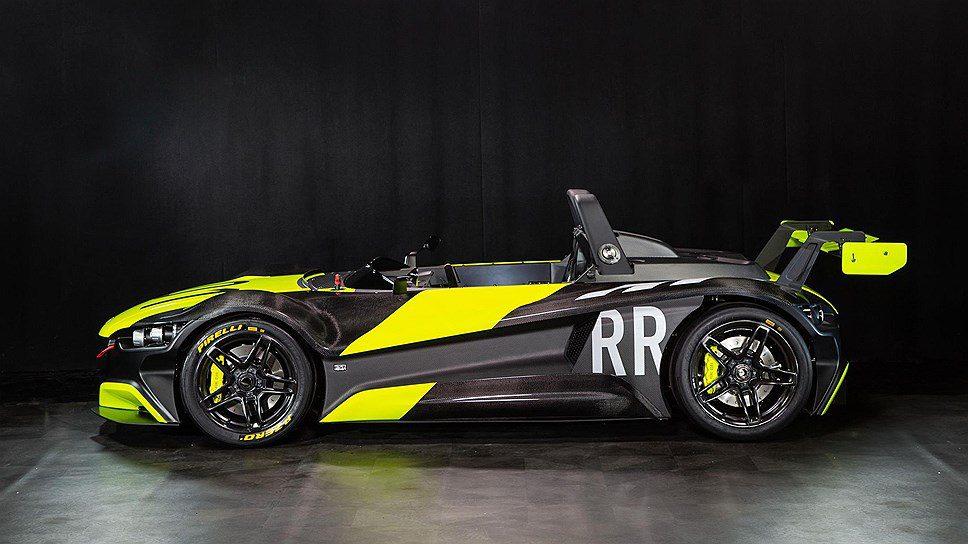 Компания Vuhl представила 390-сильный спорткар Vuhl 05RR