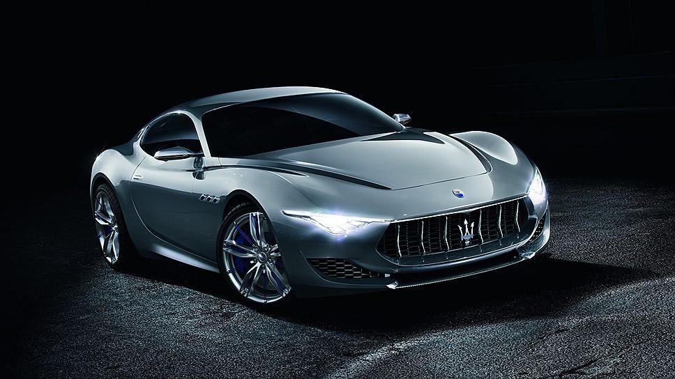 Maserati перенесла сроки выхода спорткара Maserati Alfieri на 2020 год