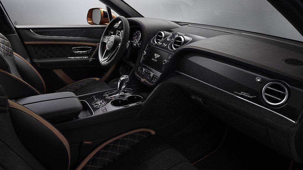Bentley Bentayga Speed представят как самый быстрый внедорожник в мире