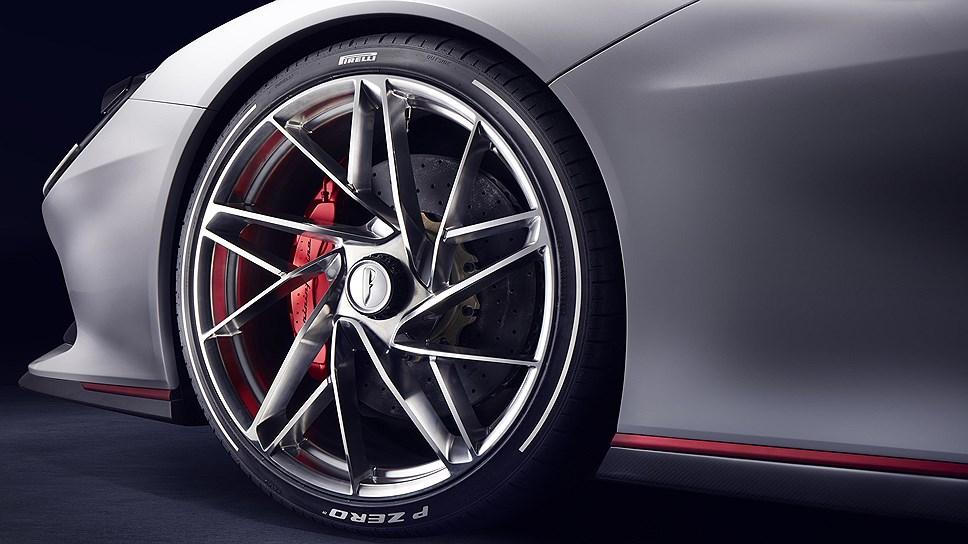Pininfarina везет в Женеву сразу три версии гиперкара Battista