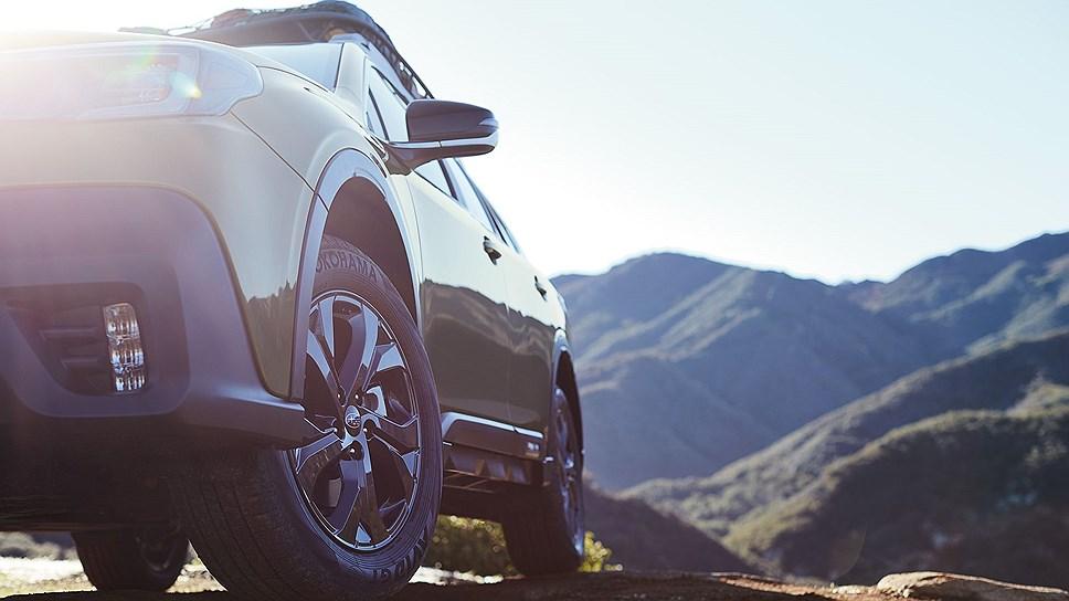 Универсал Subaru Outback нового поколения показали на тизере