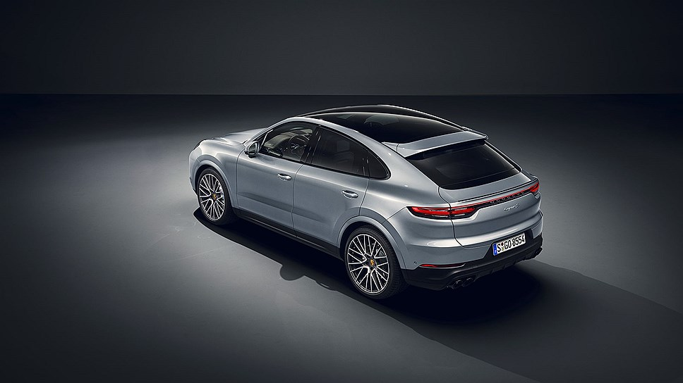 Дилеры Porsche начали продажи в России нового Cayenne Coupe