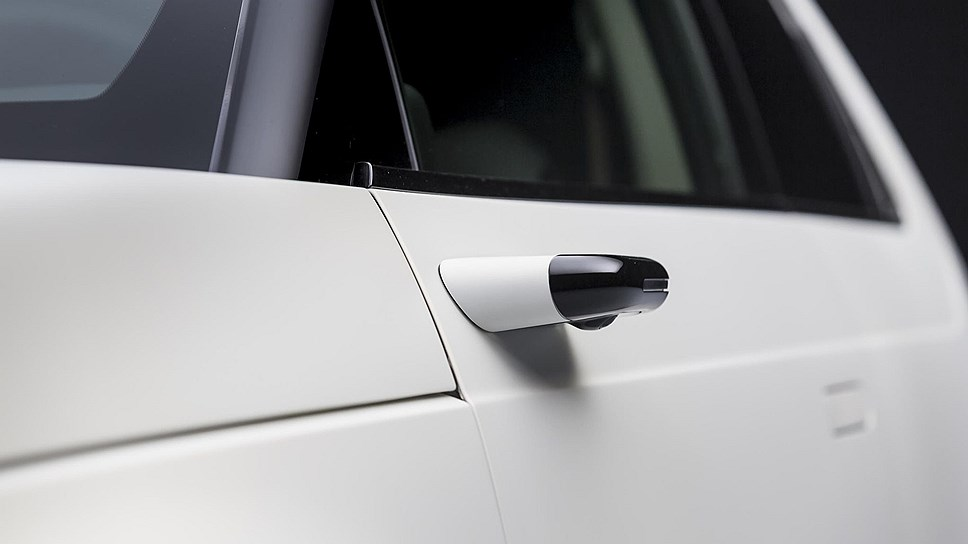 Электрокар Honda e вместо боковых зеркал получит камеры