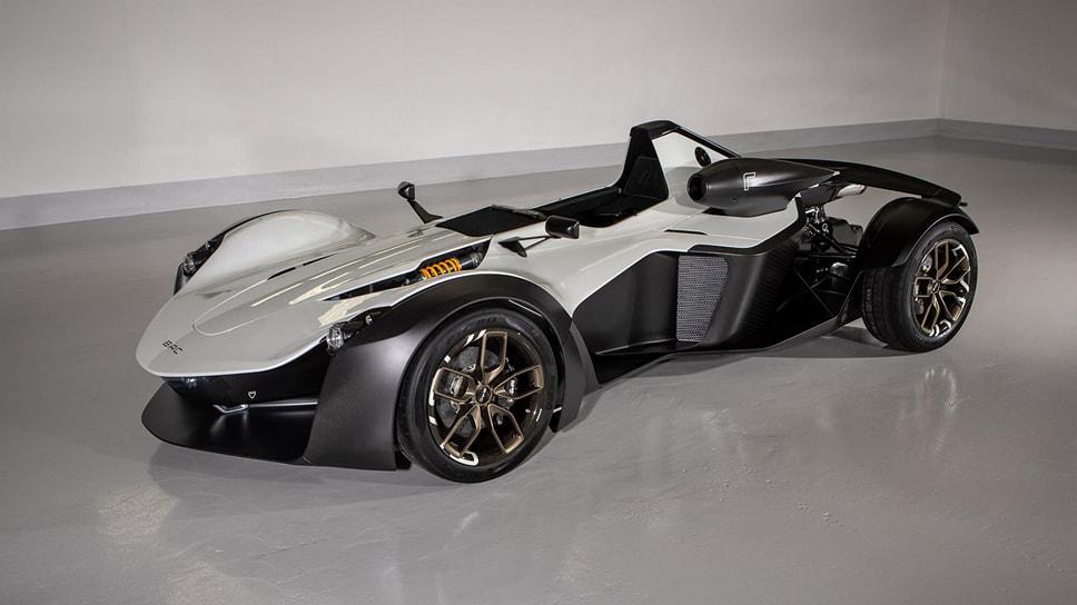 Представили обновленный спорткар BAC Mono R