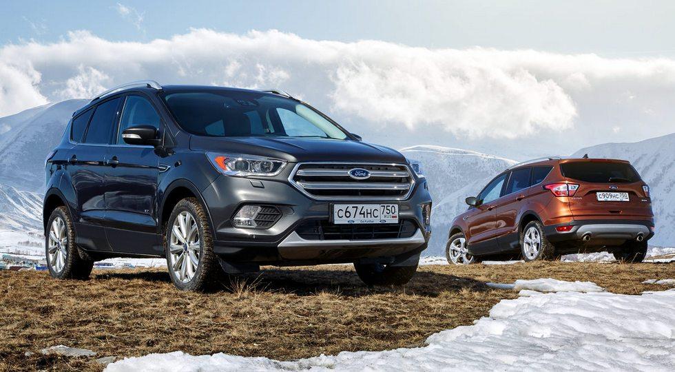 Ford в 2018 году представит новинки для российского рынка