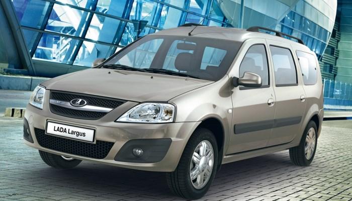 «АвтоВАЗ»: Lada Largus получит биотопливную версию