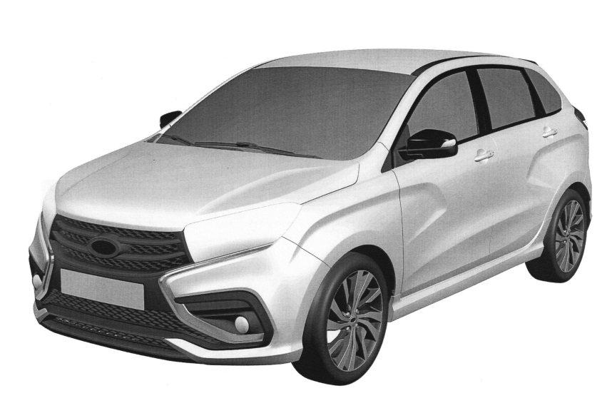 В «АвтоВАЗе» отказались от выхода Lada Xray Sport