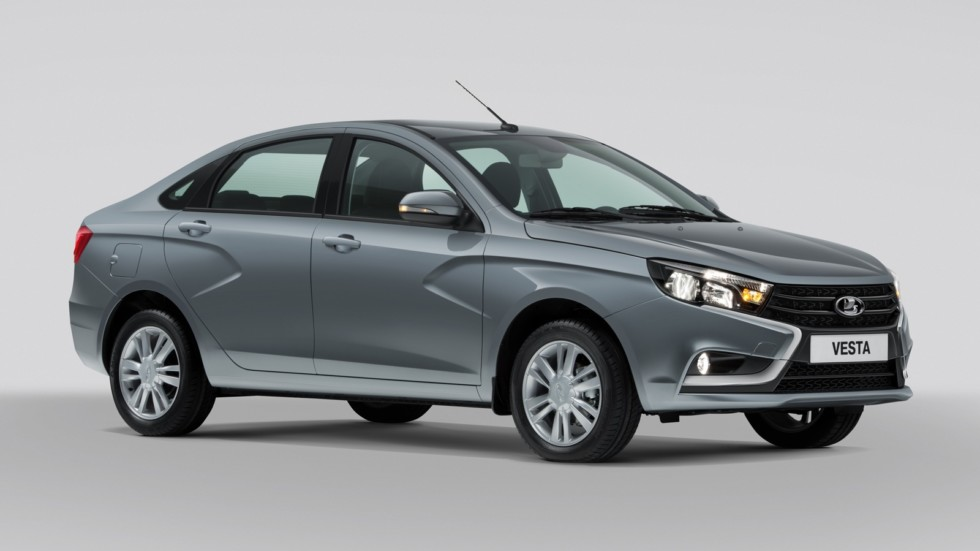 «АвтоВАЗ»: LADA Vesta получила расширенную линейку комплектаций