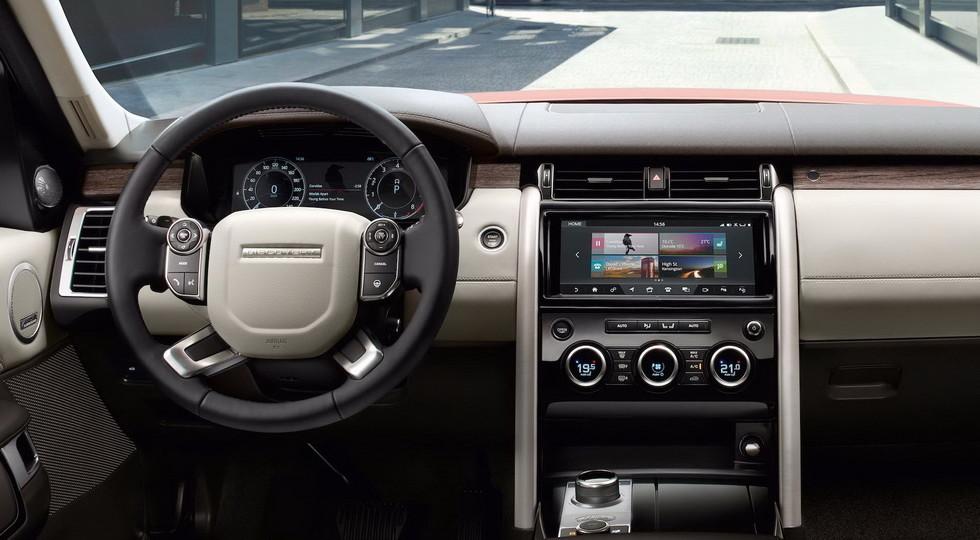 Land Rover Discovery 2018 получил турбодизель и новые опции