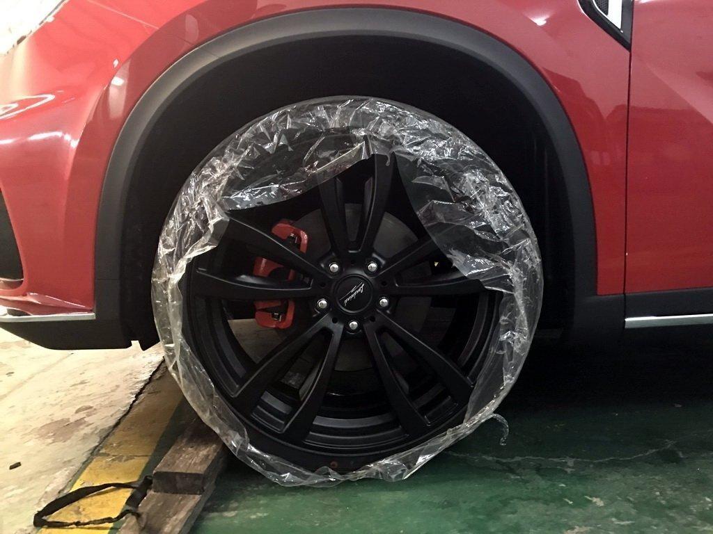 Landwind в Гуанчжоу представит кросс-купе E33 с дизайном Mercedes-Benz GLA