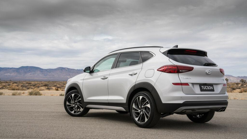 Новый кроссовер Hyundai Tucson был представлен в Нью-Йорке