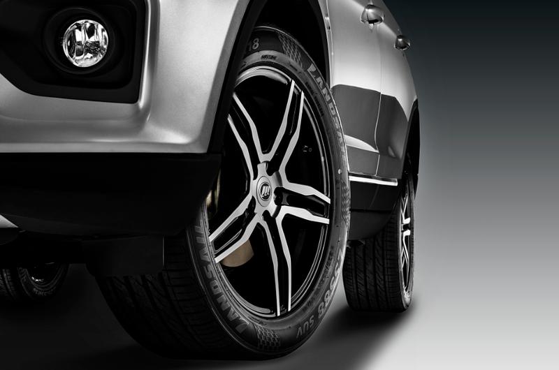 Lifan рассекретила подробности российской версии кроссовера Lifan X70