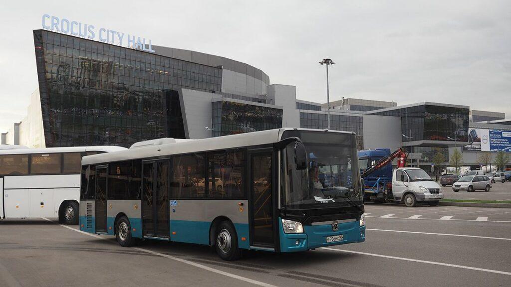 Более 500 автобусов поставила «Группа ГАЗ» Москве в 2018 году