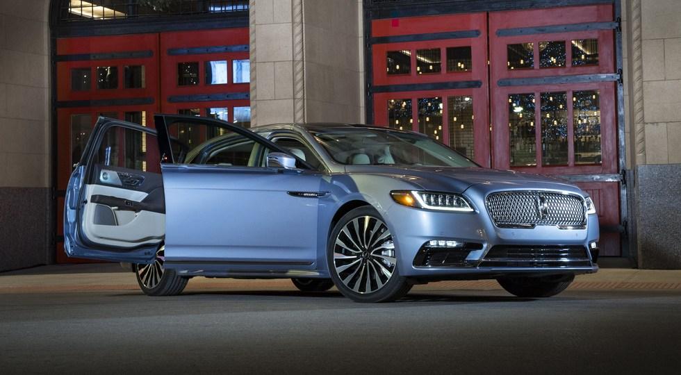 Юбилейная версия Lincoln Continental оказалась очень популярной